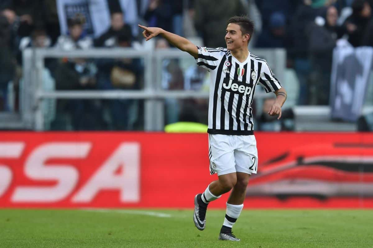 Paulo Dybala wants to stay at Juventus