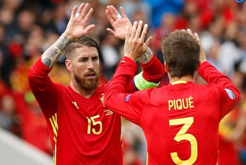 Ramos have no problem with Pique