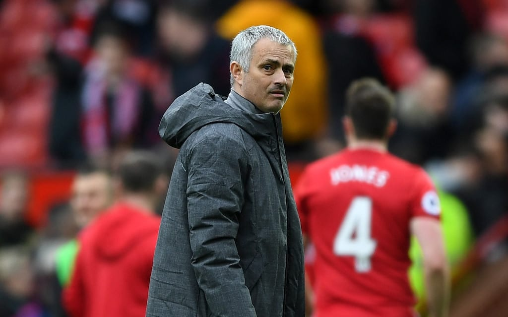 mourinho on chelsea clash