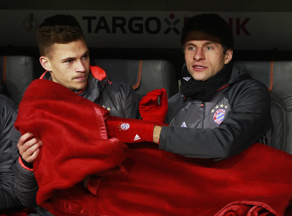 Barcelona and Mancheste City eye Kimmich