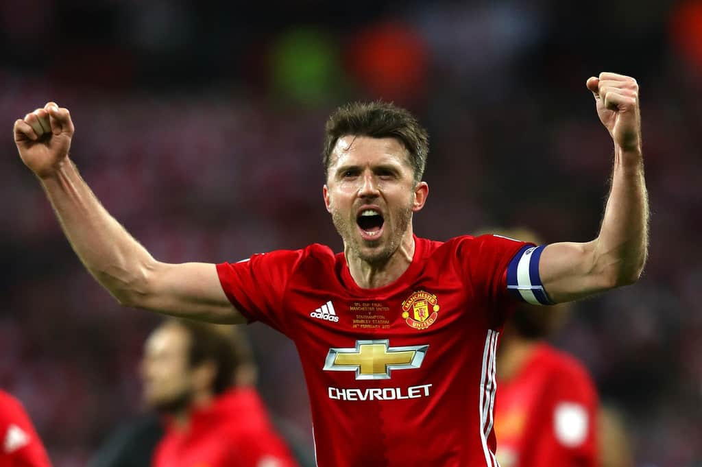 Michael+Carrick+Manchester+United
