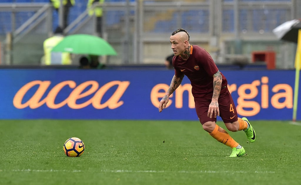 nainggolan on roma game