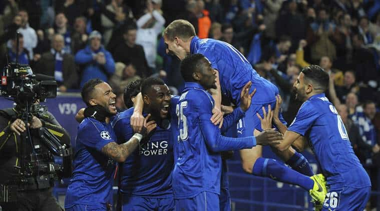 leicester city-champions League