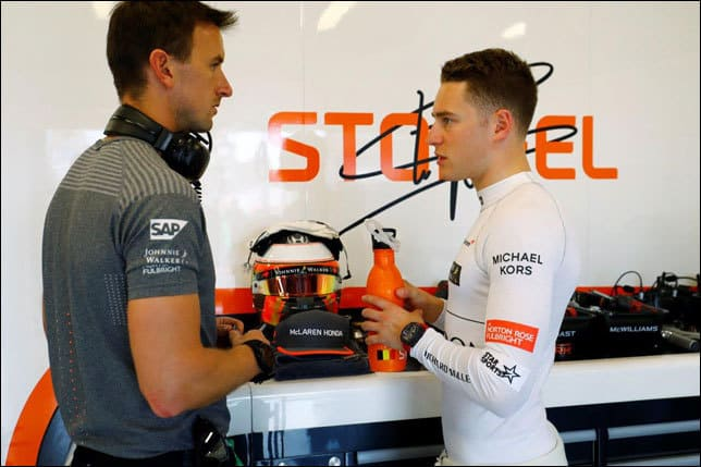 McLaren and Star Sports India