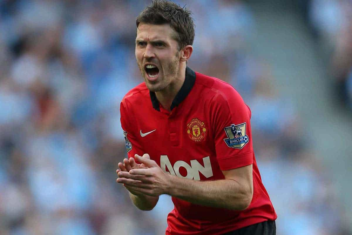 Carrick has revealed he is planning a career in coaching