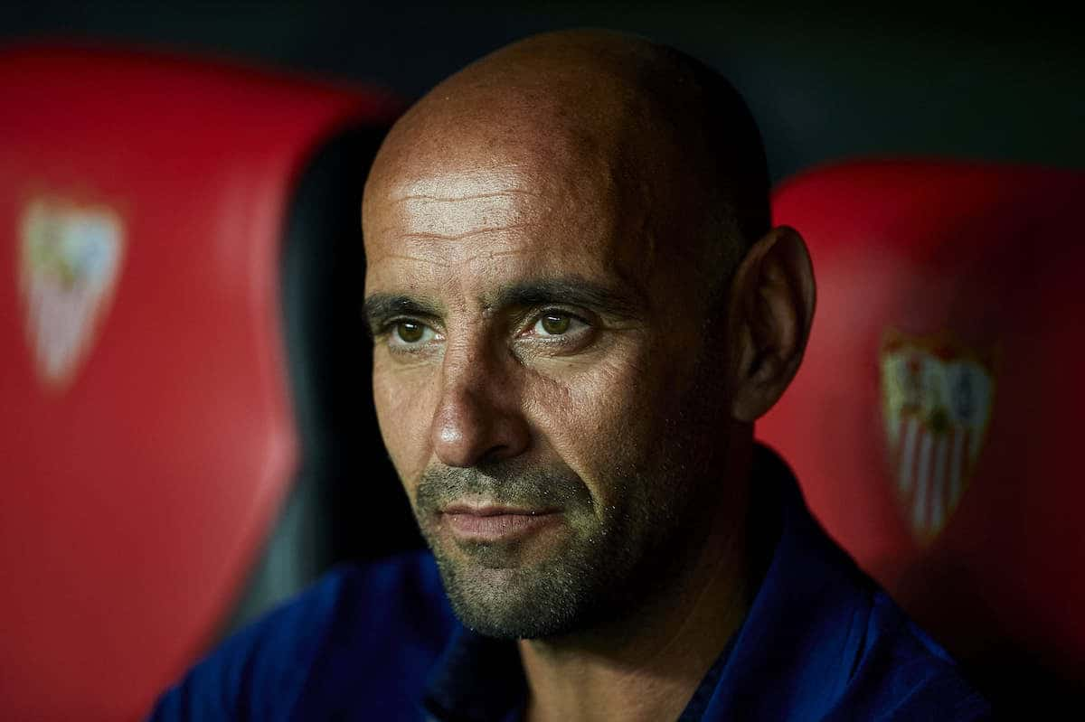 Roma have confirmed Monchi addition