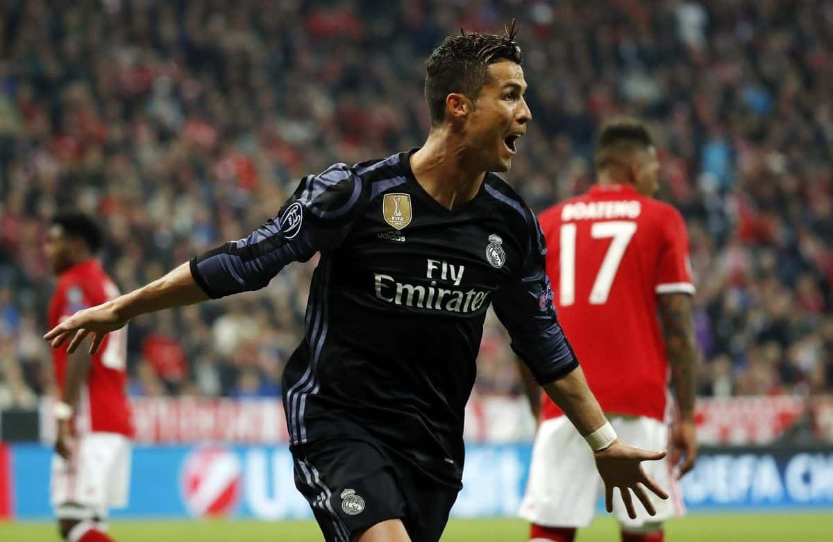 Bayern Munich 1 : 2 Real Madrid - All goals and highlights