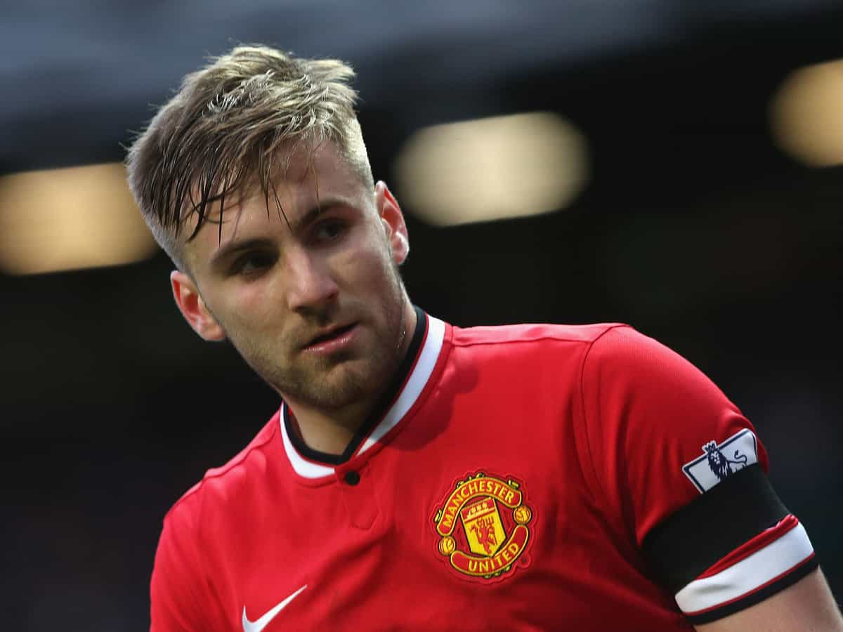 "Luke Shaw says he will ""fight to the last second"" to save his Manchester United career"
