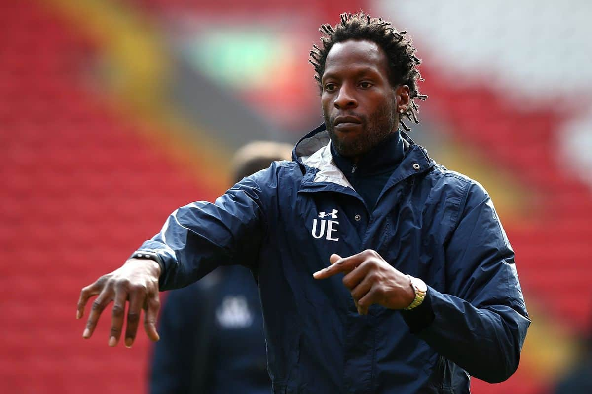 Ehiogu has died after suffering a suspected heart attack at the age of 44, Tottenham Hotspur have confirmed