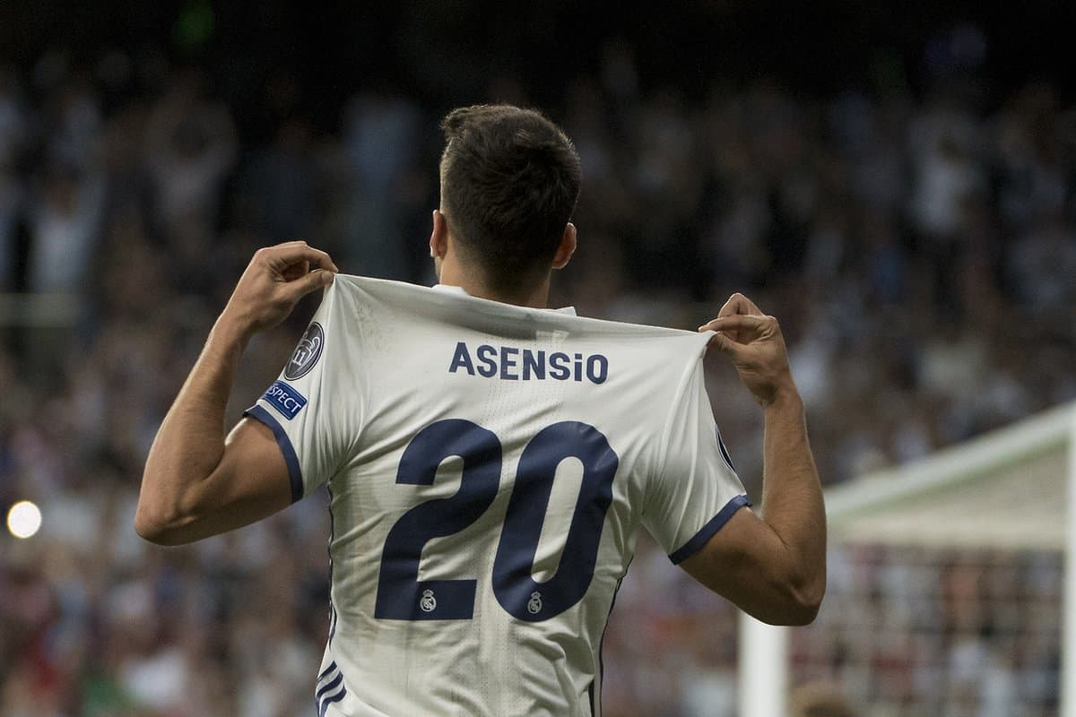Real Madrid Reject 50m Bid For Marco Asensio