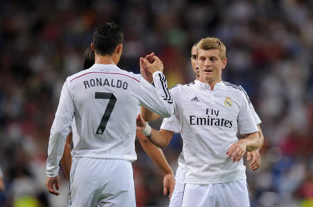 kroos and ronaldo to miss deportivo clash