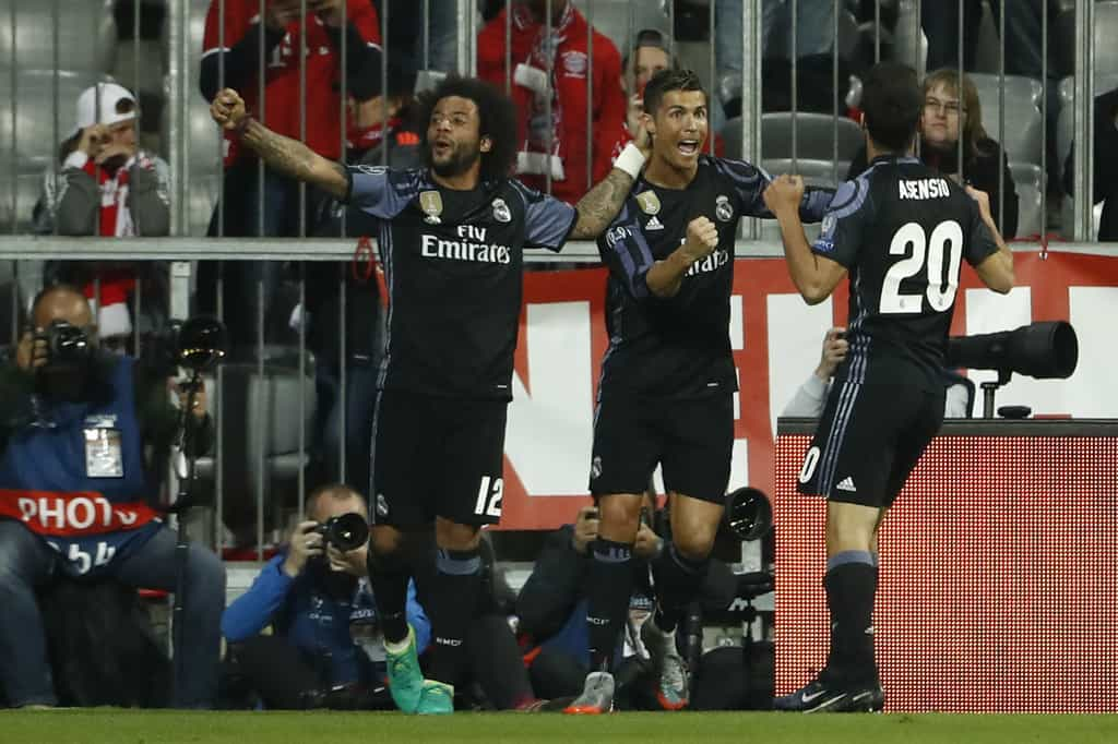 Marcelo: Ronaldo critics jealous of him
