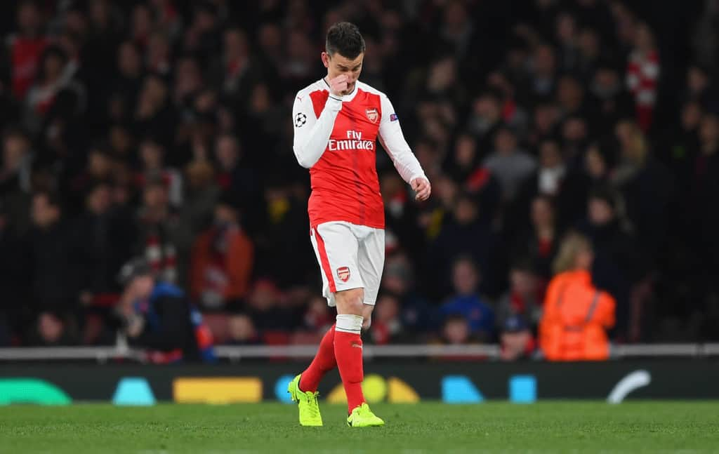 """Arsenal to be fined for """"not having a captain"""""""