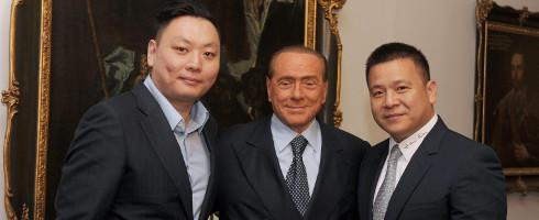 milan chinese investors arrived