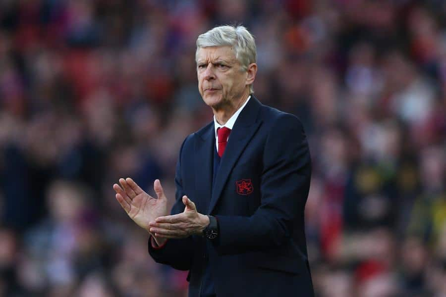 Wenger will be staying