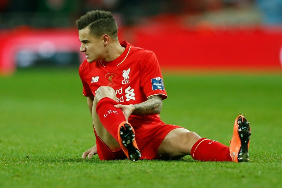 Liverpool ace Philippe Coutinho has rejected an approach from PSG