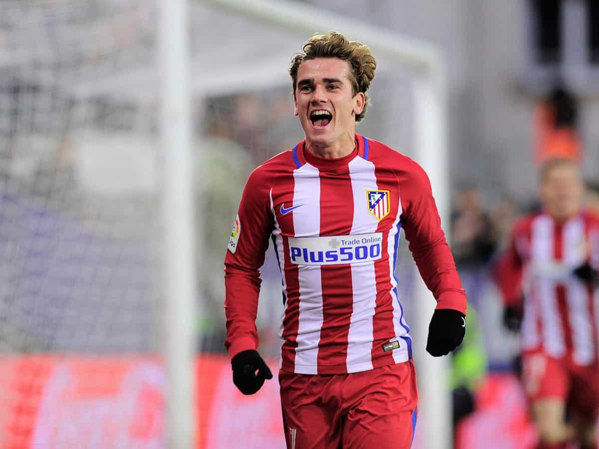 Griezmann has admitted for the first time that he's prepared to split from coach Diego Simeone