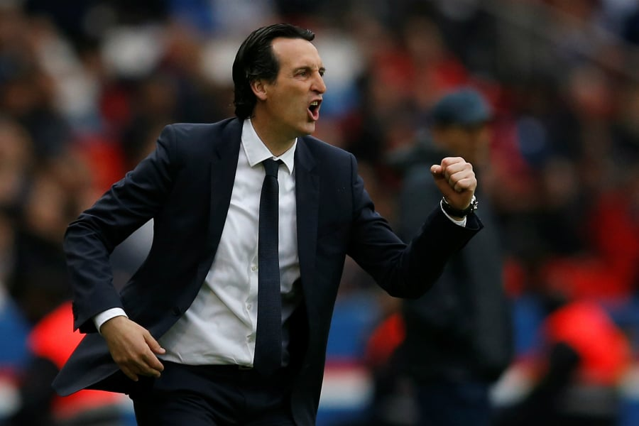 Emery is on Inter Milan's shortlist for next season