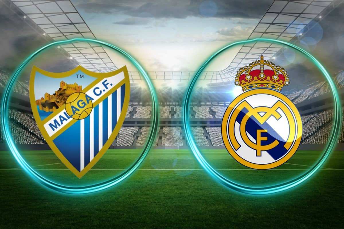real madrid vs malaga live stream