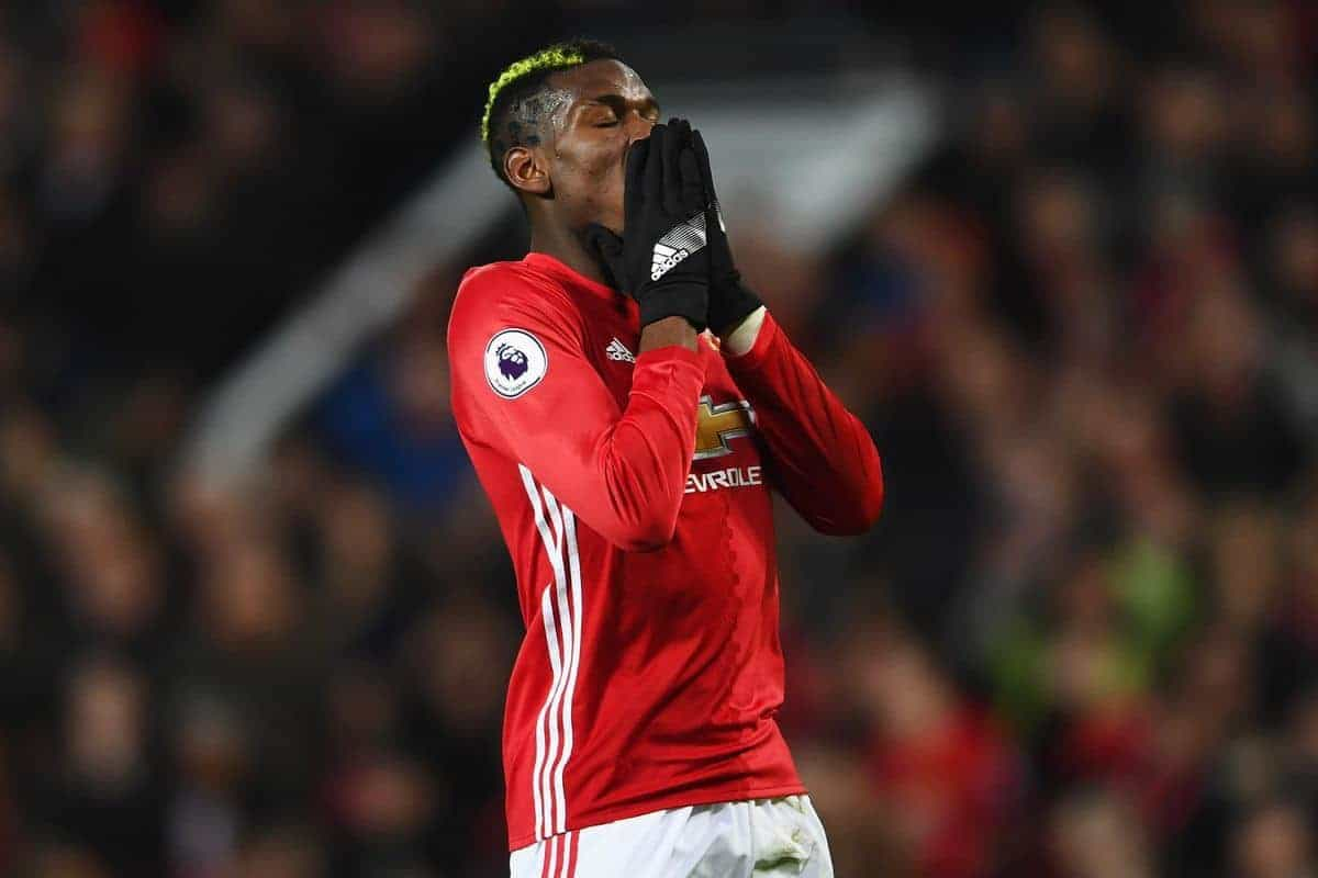 Pogba has revealed that he could not understand Sir Alex Ferguson during his first spell with the Premier League side