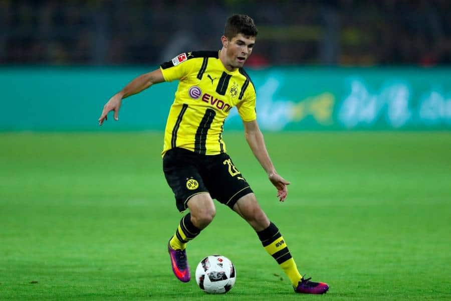 Pulisic says he won't seek to force a move away this summer