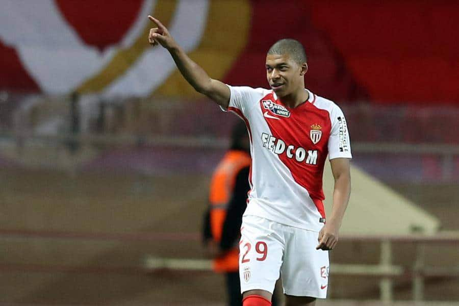 Pires has urged Arsene Wenger to splash the cash by bringing Kylian Mbappe to the club from AS Monaco