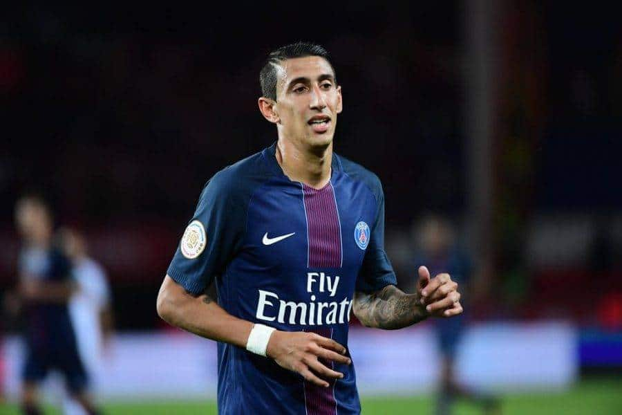 di Maria has been fined €2m (£1.76m) after admitting to two counts of tax fraud in Spain