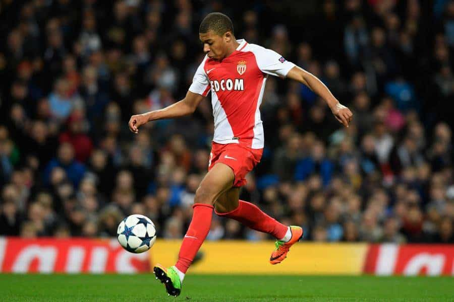 Wenger has reportedly given the green light for the club to make a bid of £122m for AS Monaco striker Mbappe