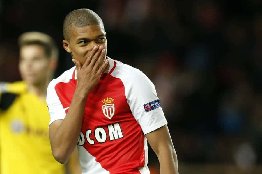 Wenger has reportedly given the green light for the club to make a bid of £122m for AS Monaco striker Kylian Mbappe