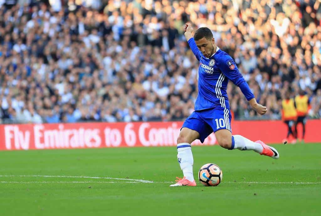 Eden Hazard doesn't rule out Real Madrid move