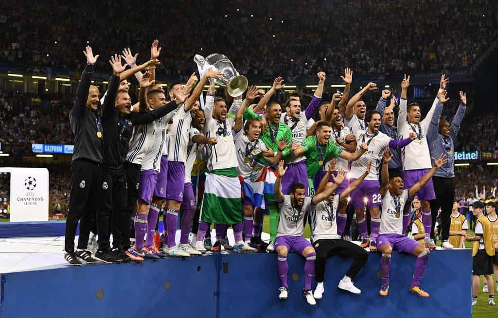 Real Madrid All 173 Goals in 2016/2017 Season