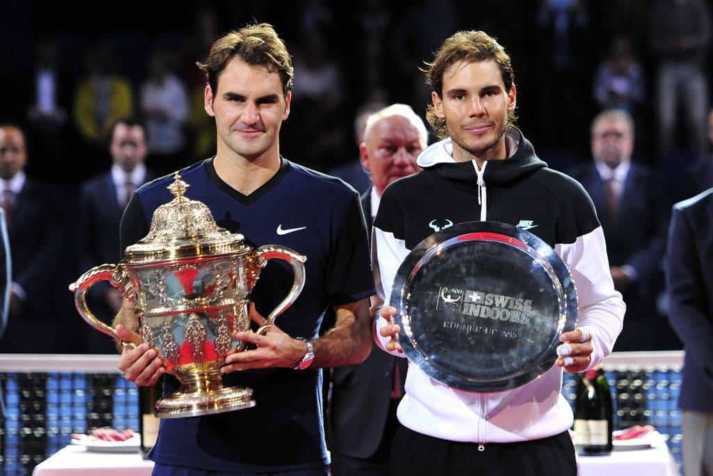 Roger Federer I Hope Friendship With Rafael Nadal Inspires Other Players