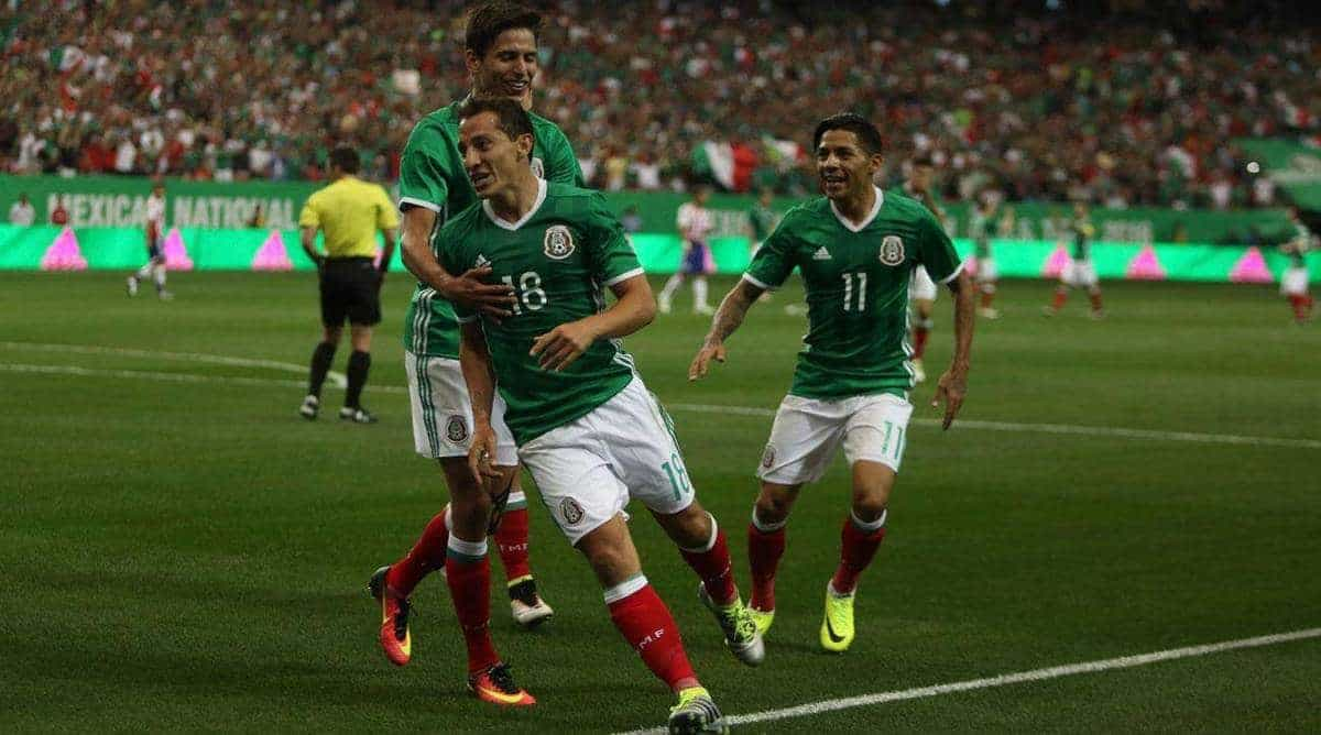 andres guardado on Russia clash importance