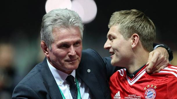 heynckes thinks kroos can retire now