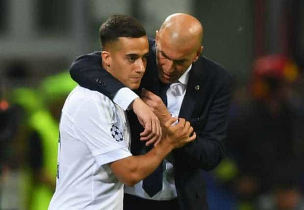 vazquez and zidane