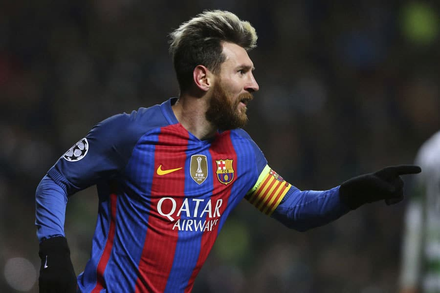 Pique is delighted Lionel Messi has settled on his new contract