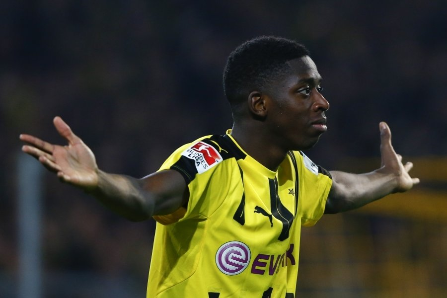 Borussia have concerns over the actions of Dembele's agent