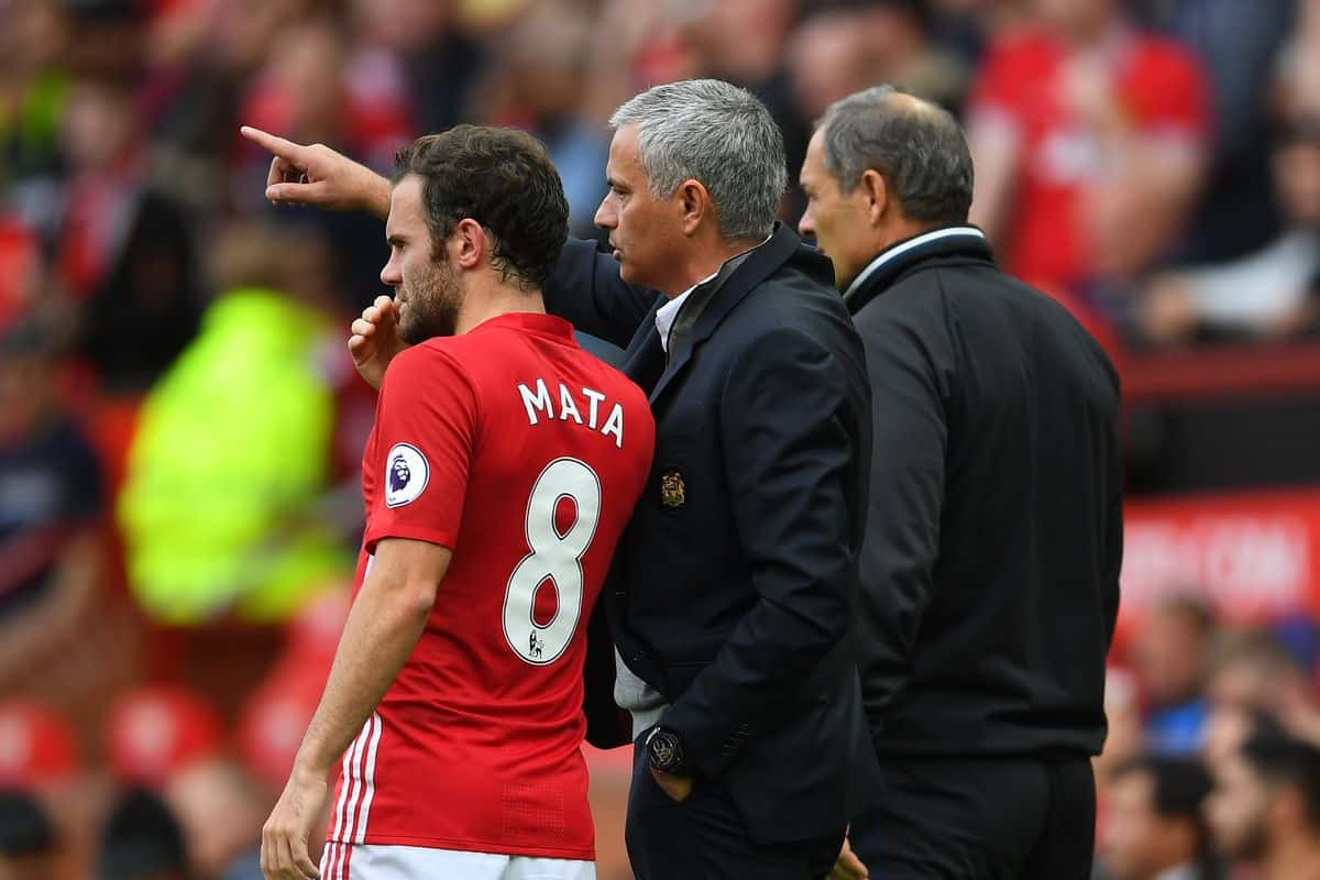 Mata insists manager Jose Mourinho hasn't changed since their days together at Chelsea