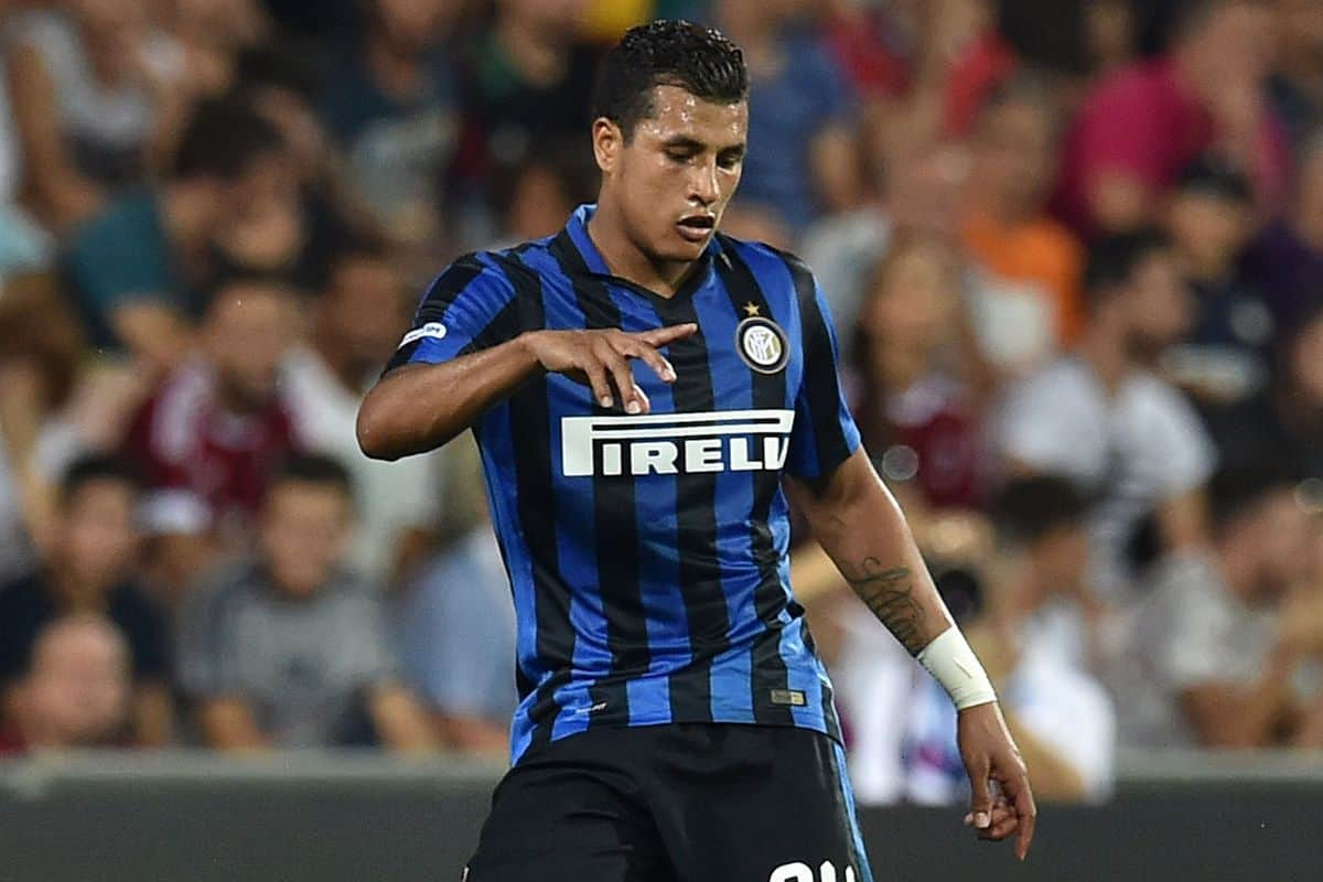 Ausilio admits Jeison Murillo could join the Valencia
