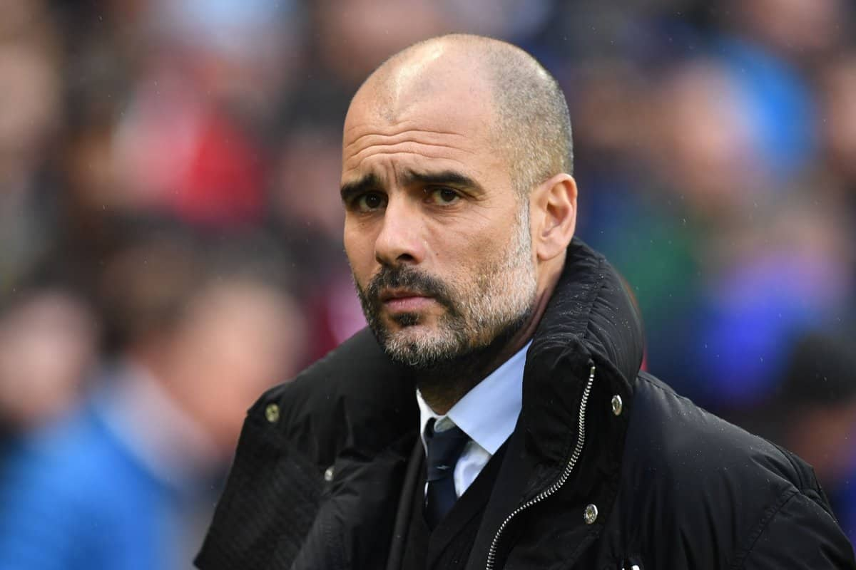 Inter are chasing Manchester City fullback