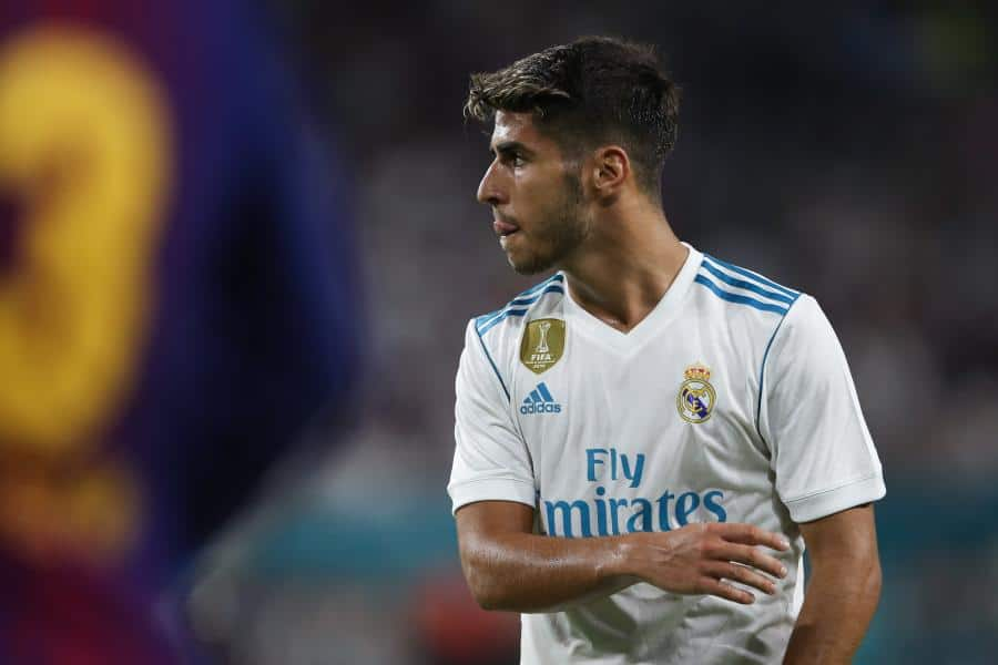Asensio insists he would dismiss any offer from PSG