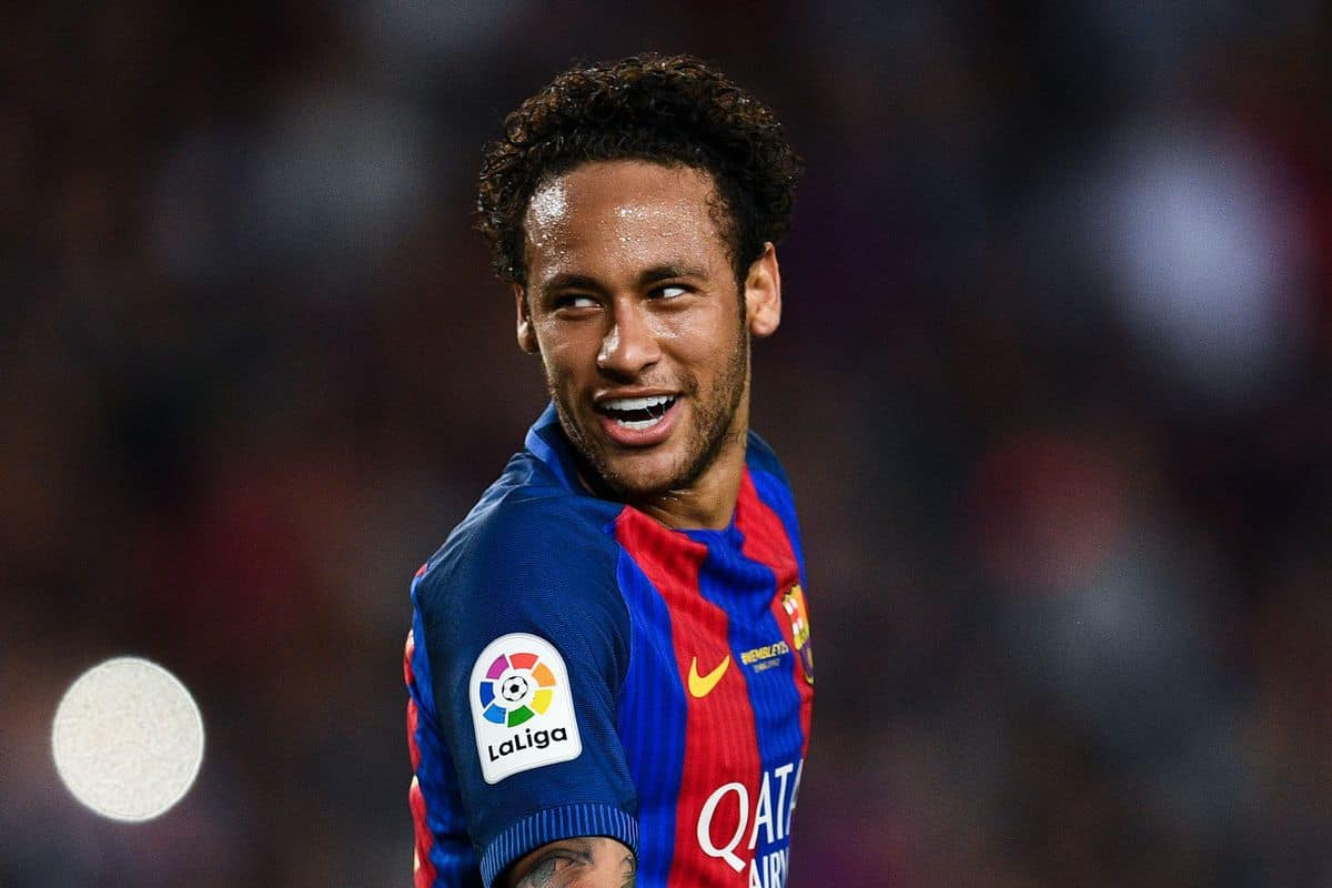 Barcelona have confirmed that they have accepted a payment of €222m (£198m) for Neymar