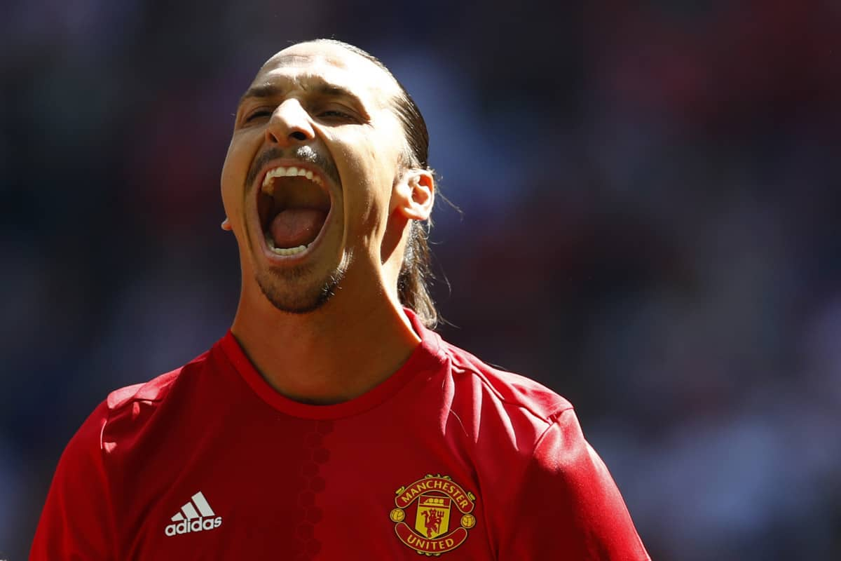 United are now in new contract talks with Ibrahimovic