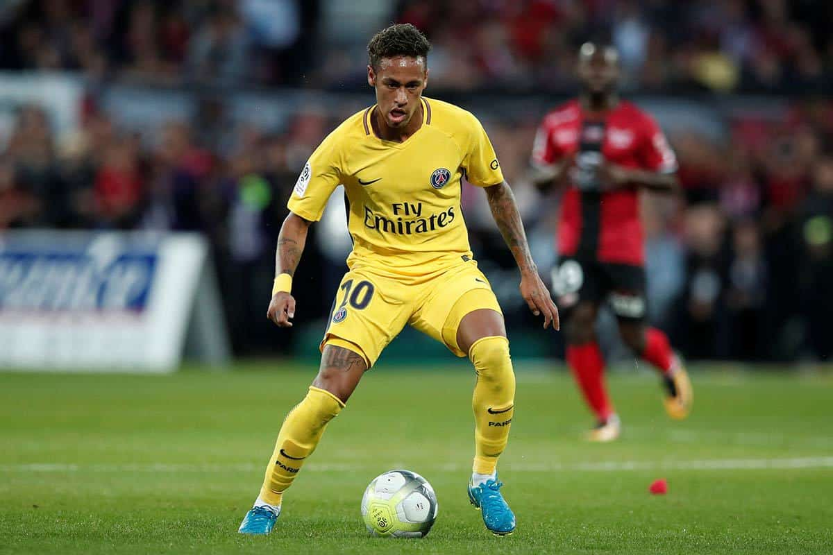 Luiz is delighted for former club PSG over their swoop for Neymar