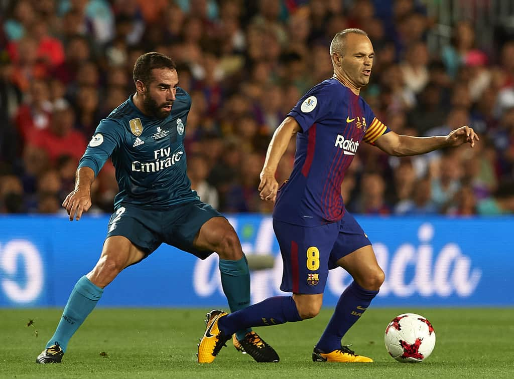 Iniesta thinking about future