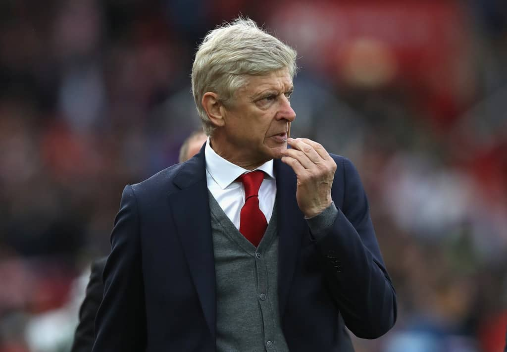 Wenger to sell before buying