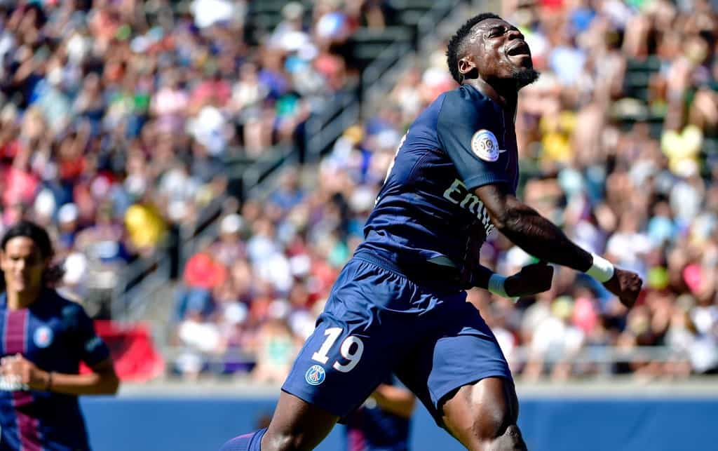 Aurier to Tottenham move imminent
