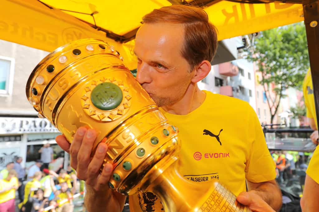 Tuchel on Chelsea shortlist