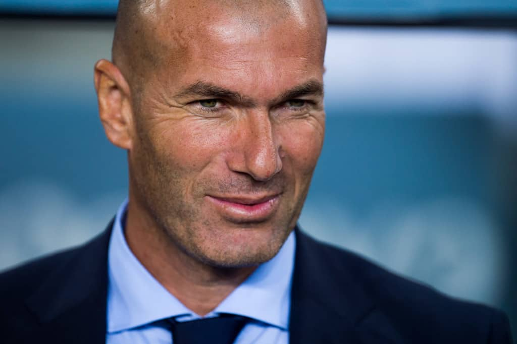 No more players will leave Real Madrid, says Zidane