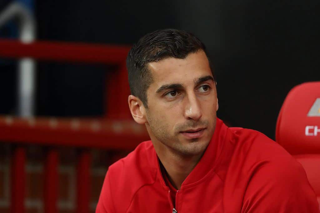 Mkhitaryan Interview special